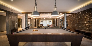 Pool table installations in Palm Springs