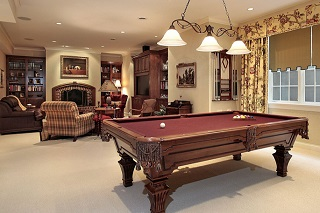 Pool table repair in Palm Springs