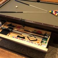 Olhausen 8ft. Pool Table