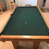 Olhausen 7' Pool Table